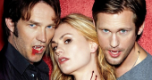Alexander Skarsgard discusses Anna Paquin sex scenes with Stephen Moyer present