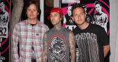 Blink-182's Mark Hoppus reveals his first ever album