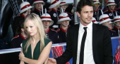 James Franco splits from girlfriend Ahna O'Reilly