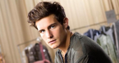 Nico Tortorella reveals he almost wasn't an actor