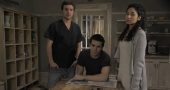 Sam Witwer praises his Being Human co stars Sam Huntington and Meaghan Rath