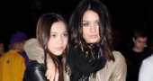 Vanessa Hudgens and Stella Hudgens sisterly love