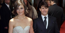 Tom Cruise and Katie Holmes are happy post-divorce