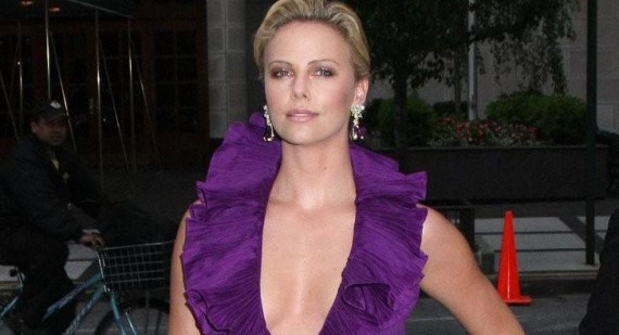 What did you think of Charlize Theron in?