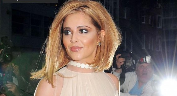 What is Cheryl Cole's official twitter?