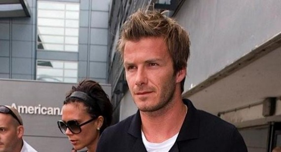 When will David Beckham return to the Galaxy after his loan to Milan?