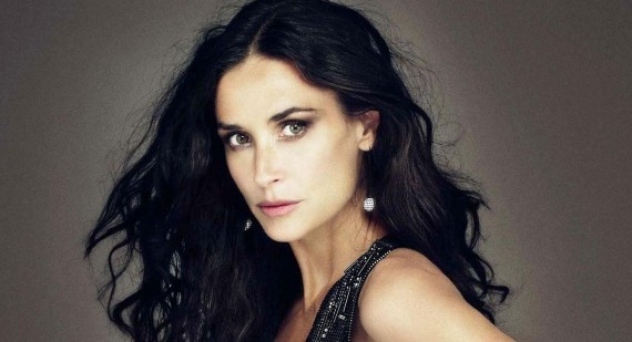 What did Demi Moore mean by her tweet quote?