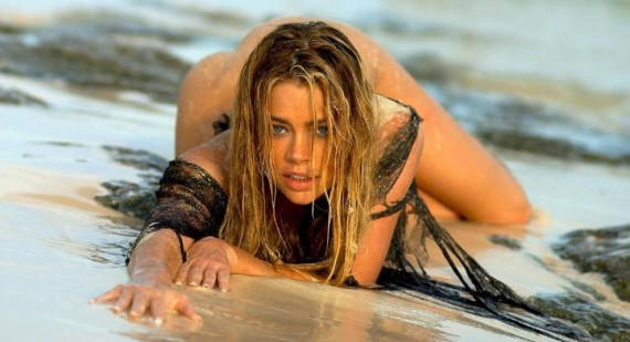 What did Denise Richards do to deserve fame.?