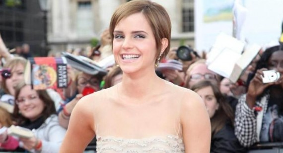 Where is Emma Watson going to Uni?