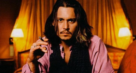 Why is Johnny Depp in so many Tim Burton films?