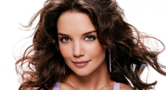 What is Katie Holmes and Britney Spears' eye shape called?