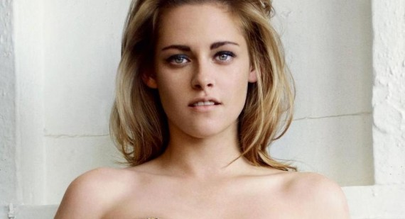 How Did Kristen Stewart Do Her Make Up In These Pics?