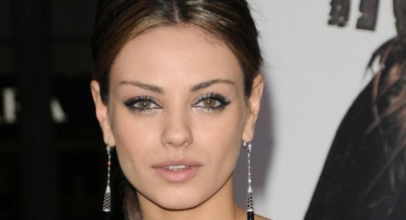 Why is Mila Kunis dissing on her ex?