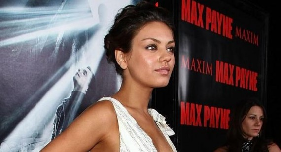 Why is Mila Kunis getting so much praise now?