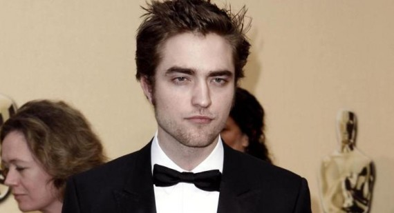Why is Robert Pattinson's hair always so messy?