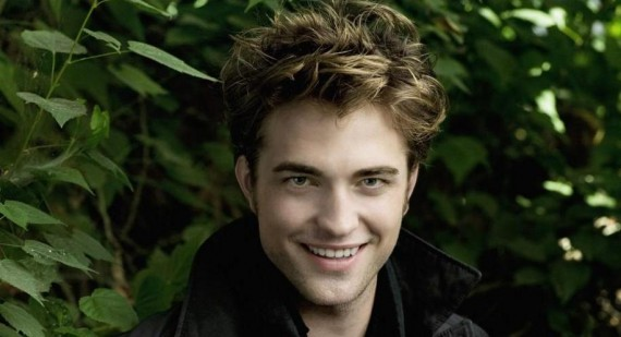 When is Robert Pattinson's song played in Twilight?