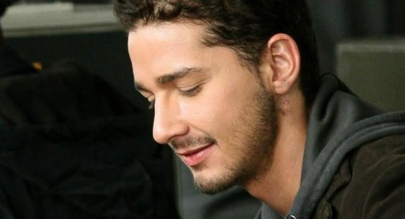 When did Shia LaBeouf become hot to you?