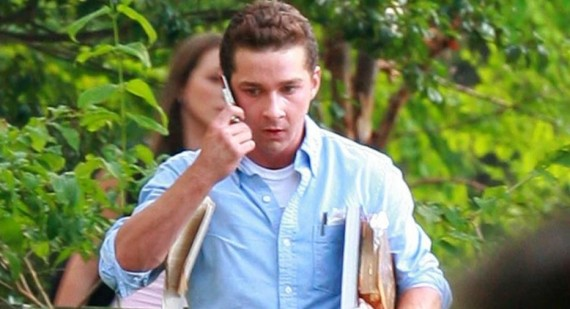 Who is Shia LaBeouf girlfriend?