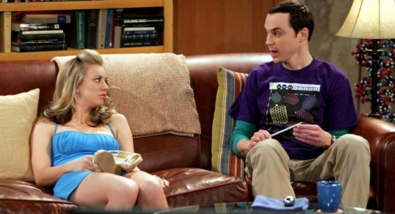 How is The Big Bang Theory anti God?