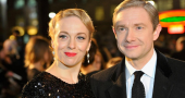 Amanda Abbington discusses her Sherlock role