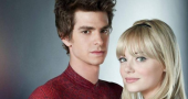 Andrew Garfield and Emma Stone relationship going strong as they continue to film 'The Amazing Spider-Man 2'