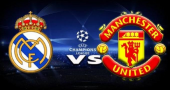 Champions League Preview: Real Madrid - Manchester United