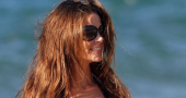 Denise Richards talks weight issues