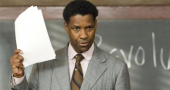 Denzel Washington reminisces about being drunk on set