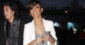 Frankie Sandford and Wayne Bridge engaged