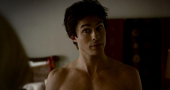 Ian Somerhalder cast as Christian Grey in the Fifty Shades of Grey movie?