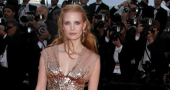 Jessica Chastain gets made fun of for being a 'ginger'