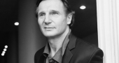 Liam Neeson reveals his public speaking nerves