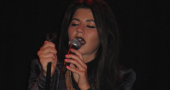 Marina and the Diamonds compare performing live to performing in a studio