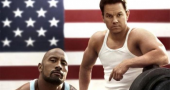 Mark Wahlberg and Dwayne Johnson talk weight gain for Pain and Gain movie