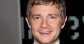 Martin Freeman talks Sherlock future