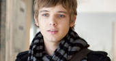Max Thieriot in Bates Motel which premiere's in March