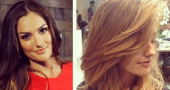 Minka Kelly dyes her hair blonde