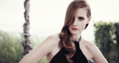 Photos from Jessica Chastain's Beauty Campaign for YSL