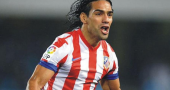 Radamel Falcao: Staying at Atletico is the best option for me