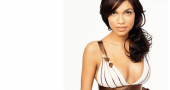 Rosario Dawson says she noticed her curves at a young age