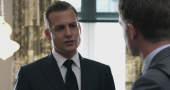 Suits exec discusses Harvey and Scottie relationship
