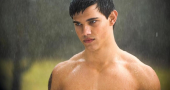 Taylor Lautner wins Twilight's last award at the MTV Movie Awards for Best Shirtless Performance