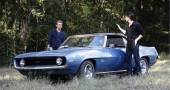 The Vampire Diaries Ian Somerhalder and Paul Wesley impersonate each other