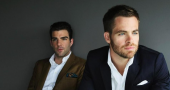 Zachary Quinto opens up about his friendship with Chris Pine