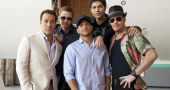 Adrian Grenier, Jeremy Piven, Emmanuelle Chriqui and co. start filming Entourage movie