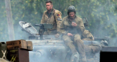 Brad Pitt, Shia LaBeouf and Logan Lerman in first Fury trailer