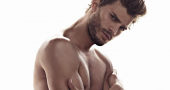 Jamie Dornan as Christian Grey in new Fifty Shades of Grey picture