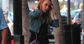 Lily Rose Depp not happy about Johnny Depp and Amber Heard wedding?