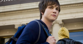 Logan Lerman discusses his Noah experiences