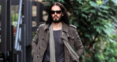 Russell Brand impresses with social commentary on